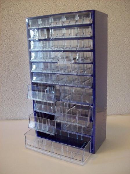 kleinteilemagazin metall von h nersdorff 60 schubladen ebay. Black Bedroom Furniture Sets. Home Design Ideas